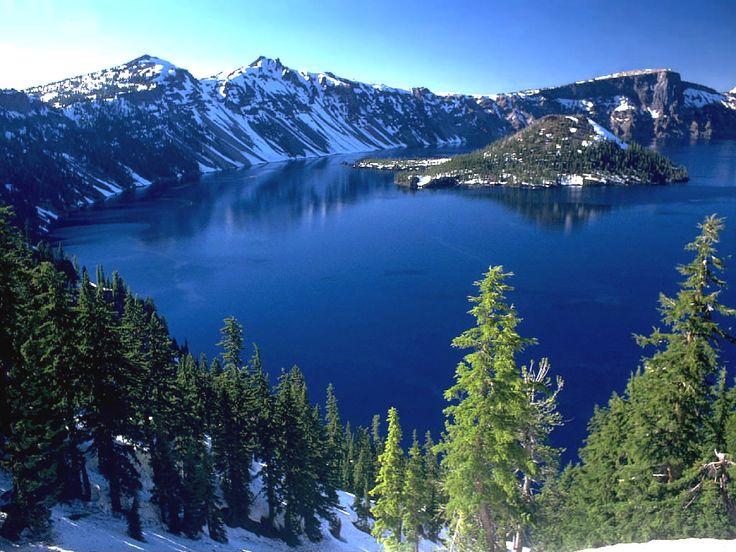 Lago del Crater