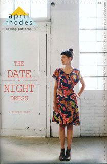 April Rhodes The Date Night Dress