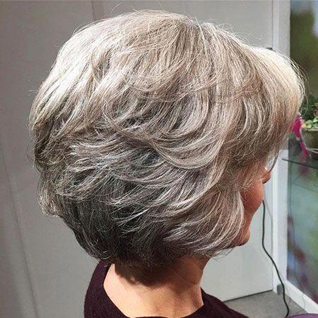Outstanding Short Hairstyles for Older Women   Short Hairstyles & Haircuts   2018 - 2019 #shorthairstylesforwomen
