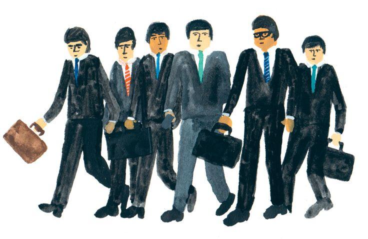 Illustration by Marc Martin