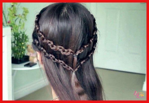 Cara Menata Rambut Panjang Lurus Yang Tidak Merepotkan - http://arenawanita.com/?p=5654