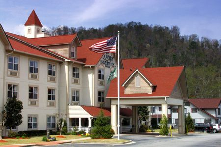 Accommodation in Helen, GA