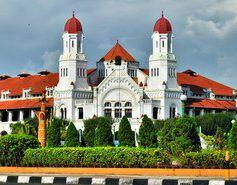 Lawang Sewu, Gedung Tua Seribu Pintu Yang Bersejarah di Semarang.
