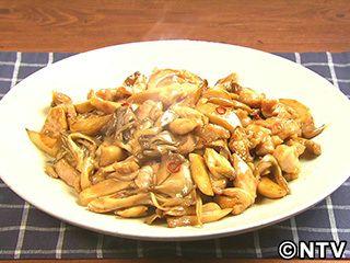 きのこと鶏肉のオイスターソース炒めのレシピ|キユーピー3分クッキング