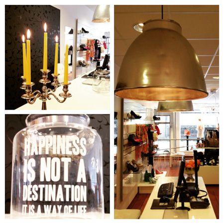Velkommen innom vår koselige butikk midt i Oslo sentrum!