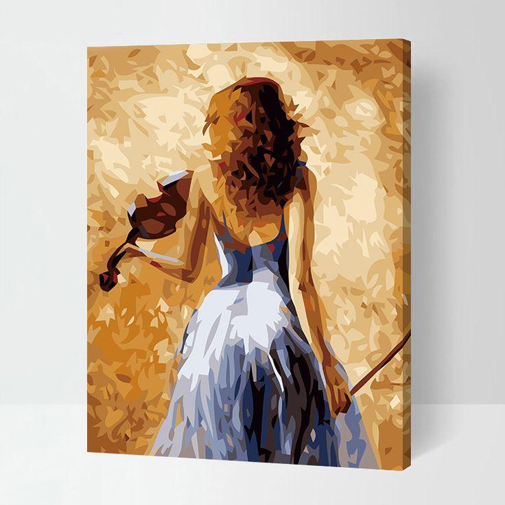 pin auf berühmte maler malen nach zahlen