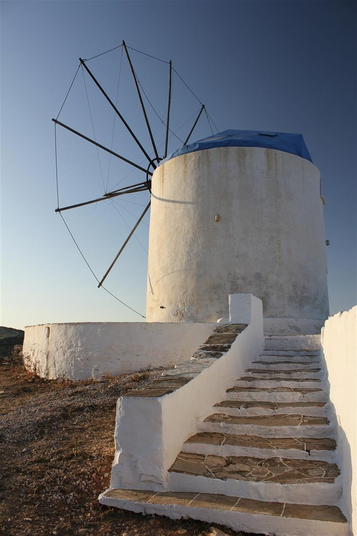GREECE CHANNEL | SIFNOS- Windmill Hotel