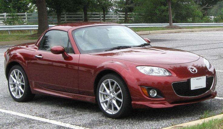 Cool Mazda Miata Hardtop Photos Gallery