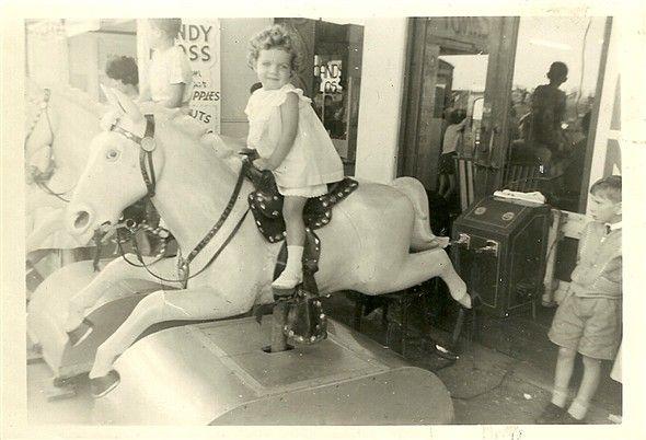 Casino Horse 1960 - Canvey Island