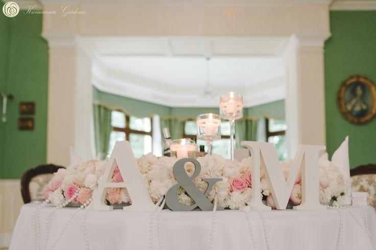 wedding table decoration, wedding flowers, peonies