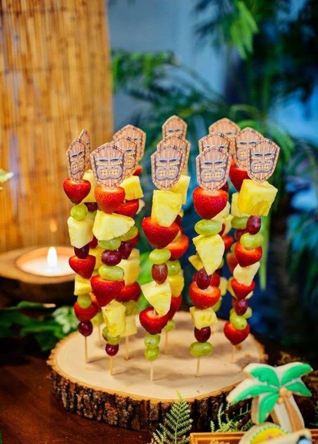 fiesta hawaiana fiestas para