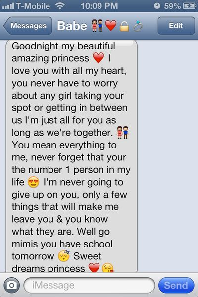 One of the things a guy can do to make a girl happy! I want thiss!
