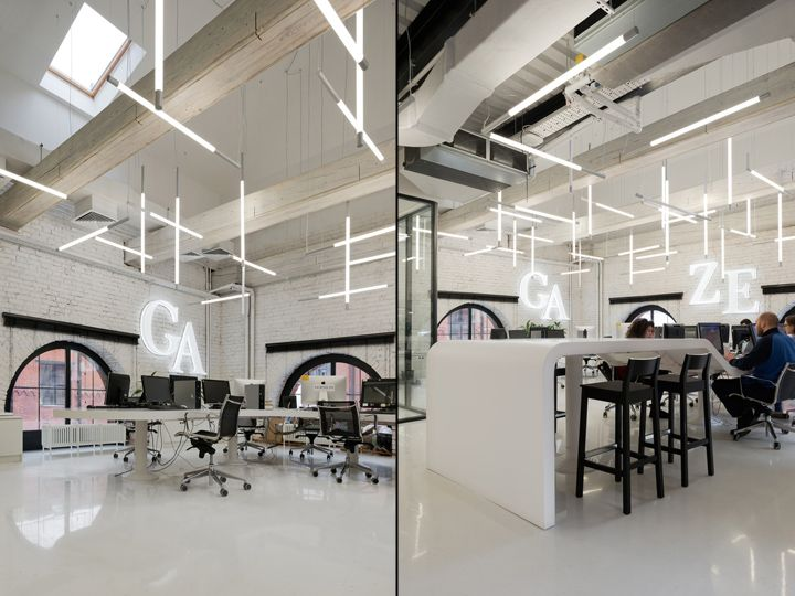 Gazeta.ru News Agency Office by Nefa Architects, Moscow – Russia » Retail Design Blog