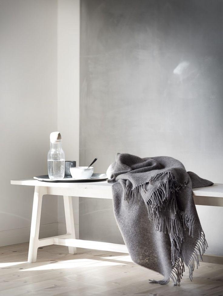 soft gray colors plus white