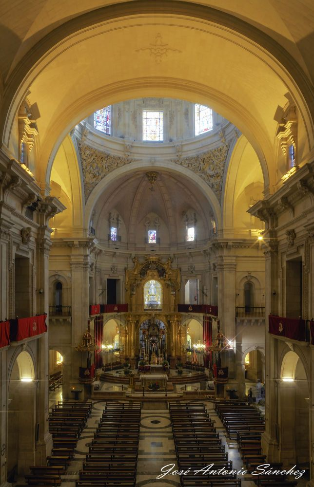 Interior de Santa María by José Antonio Sánchez on 500px