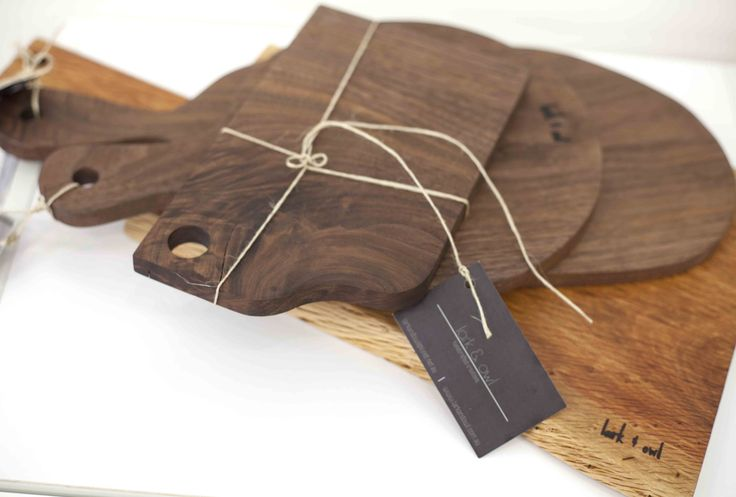 Eat cheese in style with Lark & Owl's range of handcrafted timber cheese boards - prices start from $25.