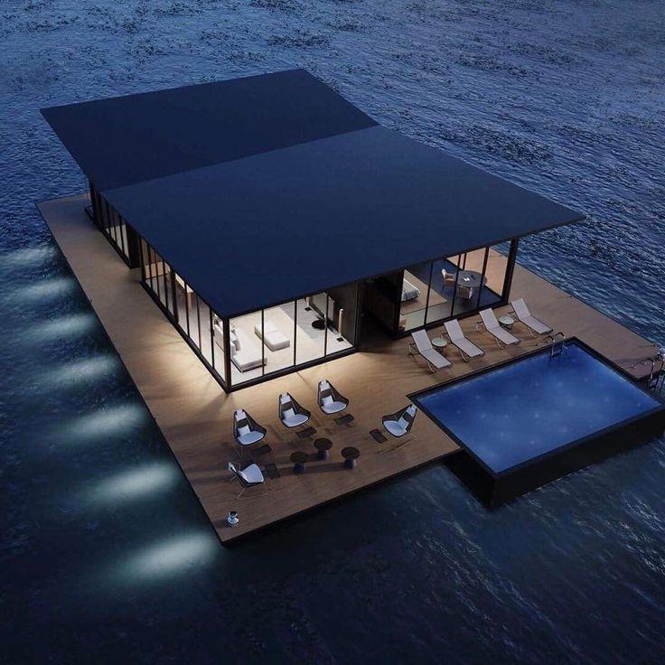 Best Underwater Room Ideas On Pinterest Underwater Hotel - These amazing floating villas have underwater bedrooms