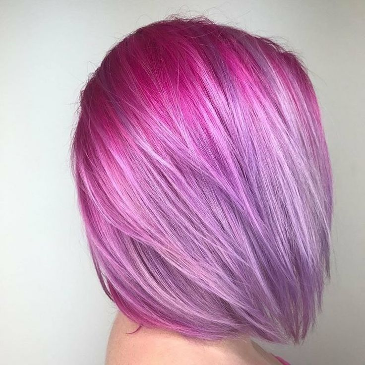 Where Is The Lilac Fire >> Beauty: Fantasy Unicorn Purple Violet Red Cherry Pink yellow Bright Hair Colour Color Coloured ...