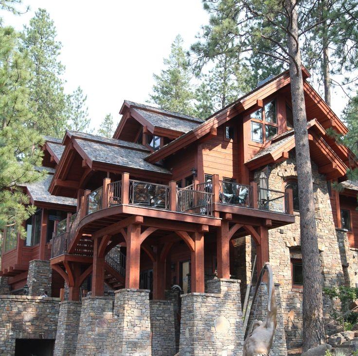 Best Dream Cabin Images On Pinterest Architecture Cabin - Ultimate stone homes collection