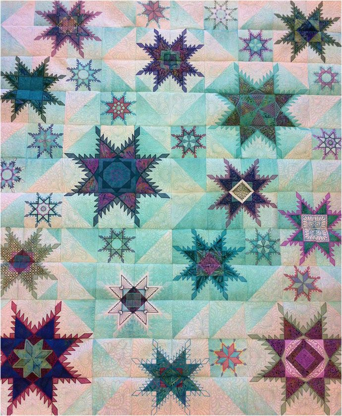 Star Quilt Embroidery Design : 843 best ?Embroidery ? images on Pinterest Machine ...