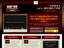 New Pest Control Services added to CMac.ws. Bed Bug Exterminator Phoenix in Phoenix, AZ - http://pest-control-services.cmac.ws/bed-bug-exterminator-phoenix/19236/