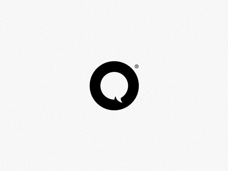 Circle Chat Identity Mark. Conversation.