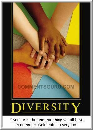 pictures about diversity with quotes | Diversity Quotes and Sayings