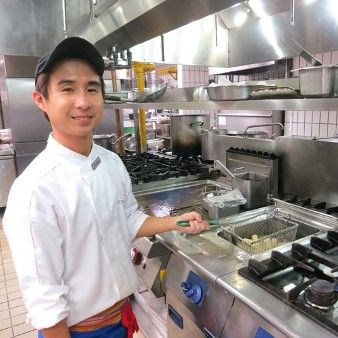 One of our chefs, Aaron, shares his past seven years with Royal Plaza on Scotts and what it's like working in the culinary industry.