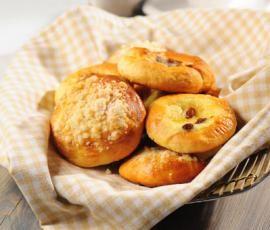 Recept Základní těsto na buchty a koláče od Vorwerk vývoj receptů - Recept z kategorie Dezerty a sladkosti