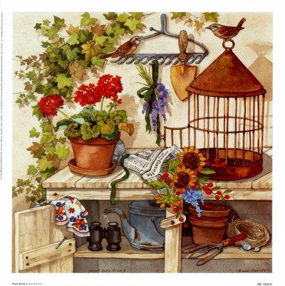 LAMINAS PARA DECOUPAGE 3 (pág. 4) | Aprender manualidades es facilisimo.com