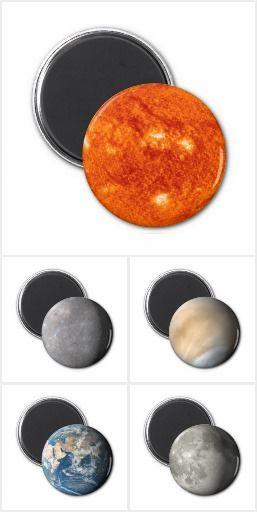 Solar System Magnets