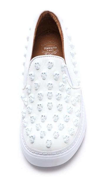 Jeffrey Campbell Alva Skull Stud Sneakers