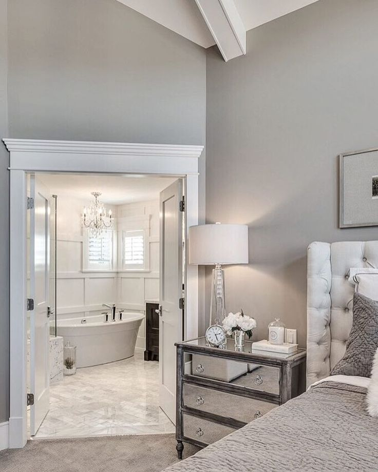 "G R E G O R Y F U N K on Instagram: ""The Master Suite. It's all the little details."""