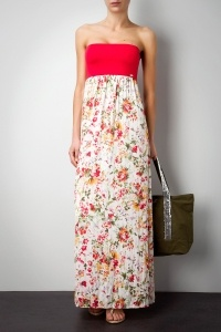 Maxi dress - WOMAN - COLLECTIONS - NEW ARRIVALS MAY SPRING/SUMMER - Gaudi