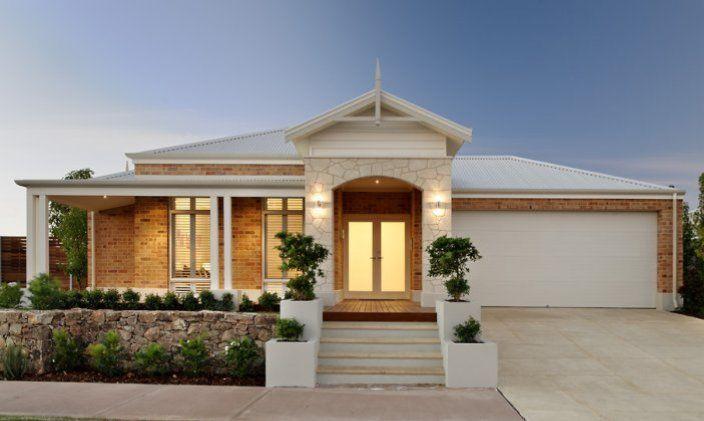 Homestead elevation dale alcock dream home inspiration for Dale alcock home designs