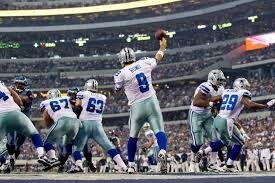 Cowboys football game