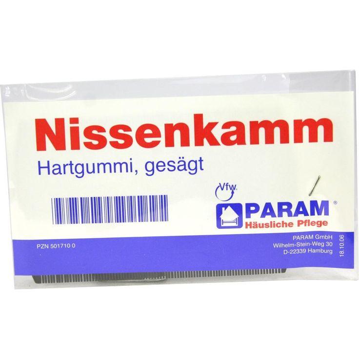 NISSENKAMM Hartgummi Param:   Packungsinhalt: 1 St PZN: 05017100 Hersteller: Param GmbH Preis: 5,19 EUR inkl. 19 % MwSt. zzgl.…