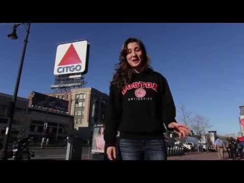 """With more than 250,000 college students, it's no wonder Boston has become """"America's College Town."""" And when you're a student at BU, the entire city is just a T ride away. Learn more by watching the video and visiting boston.university-tour.com"""