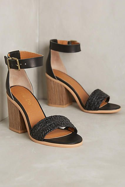Lien.Do by Seychelles Morelia Heels // these are shoegasmic