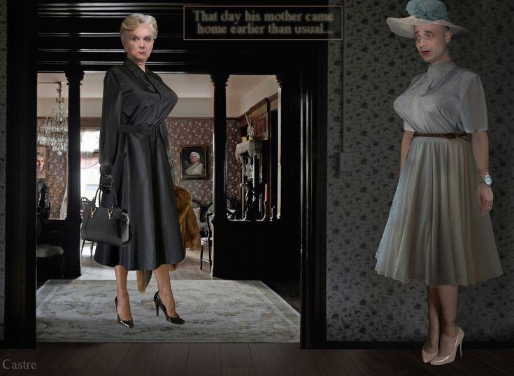 Petticoat Punishment : Photo