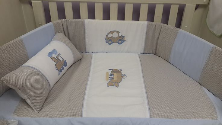 Boys transport nursery decor - baby quilt sets and duvet covers for beds exclusively manufactured in South Africa, see our Border Boutique Facebook page www.facebook.com/borderboutique.co.za