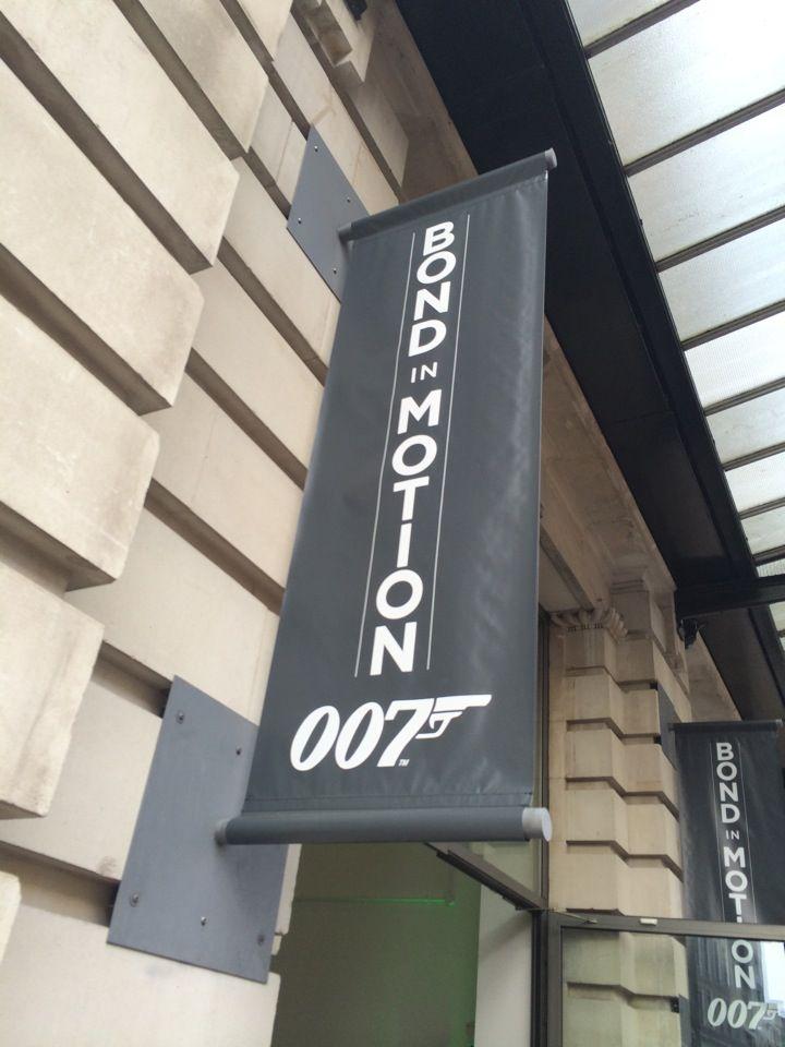 London Film Museum: Bond in Motion v London, Greater London