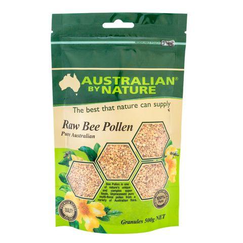 Bee Pollen Granules – Australian by Nature – 500g | Shop Australia