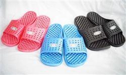 Anti-Slip Women's Shower Sandal (The Original Drainage Hole Sandal) College Essentials Dorm Shower Supplies For College Girls