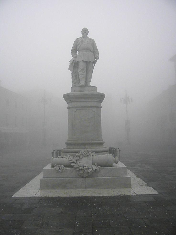 Rovigo piazza Emanuele