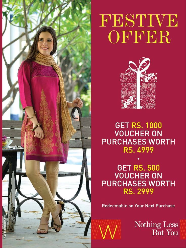 Festive offers are here to keep you delighted!   So when are you coming to shop at W? www.shopforw.com  #festive #offers #colours #dazzle #prints #embroidery #ethnic #wear #onlineshopping #bold #beautiful #chic #contemporary #classy #elegant #fashion #style