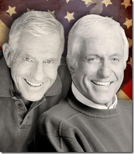 Dick and Jerry Van Dyke  Brothers