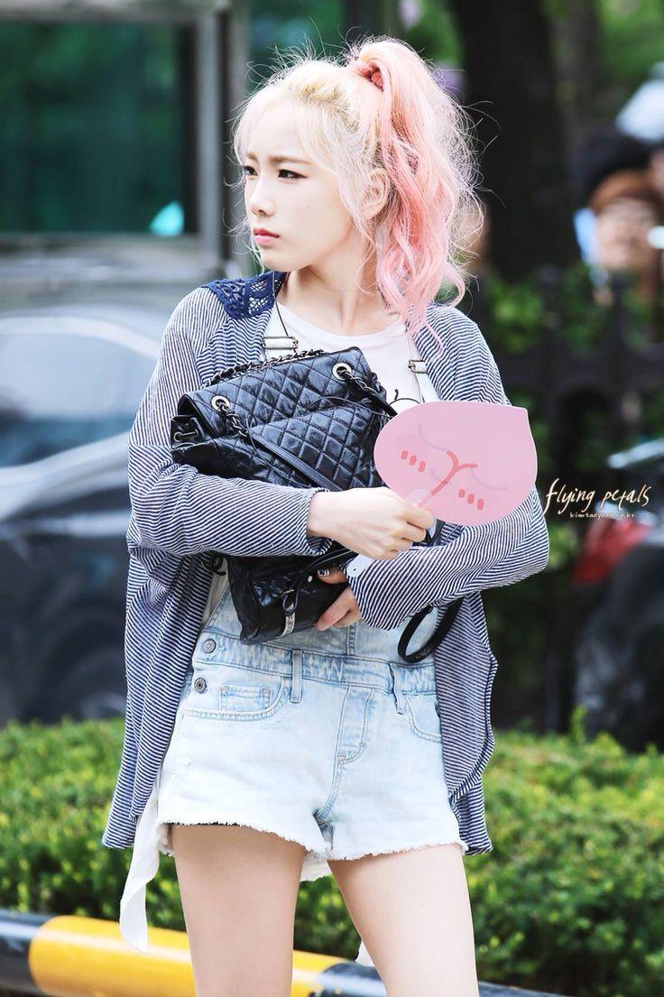 This girl.. #taeyeon