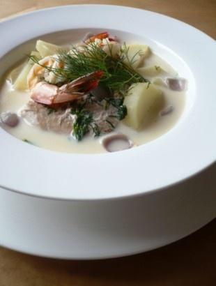Scandinavian Fish Soup