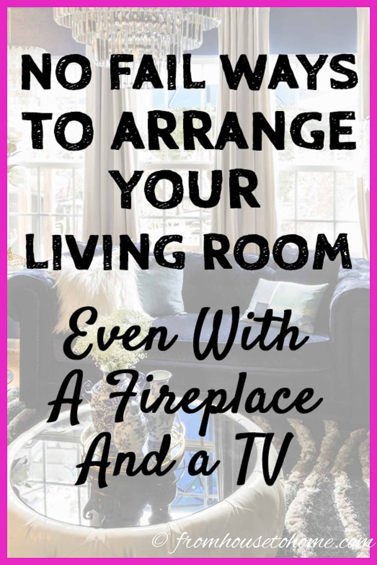 Living Room Layouts and Furniture Arrangement Tips – Living room